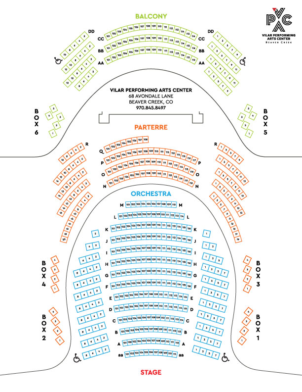 Soaring Eagle Seating Chart Indoors Nice Houzz
