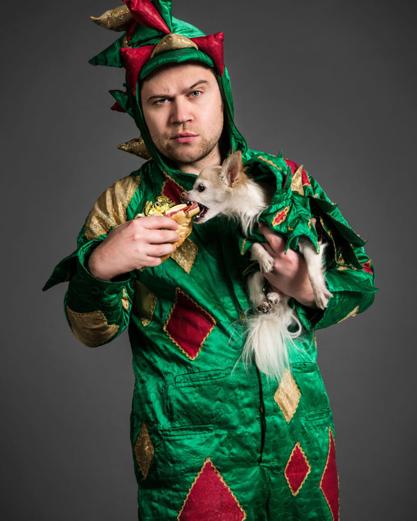 Piff The Magic Dragon – CANCELLED!