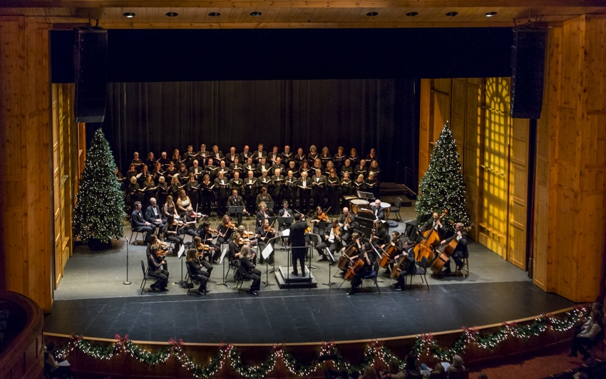 A Classical Christmas with The Boulder Philharmonic: Handel's Messiah
