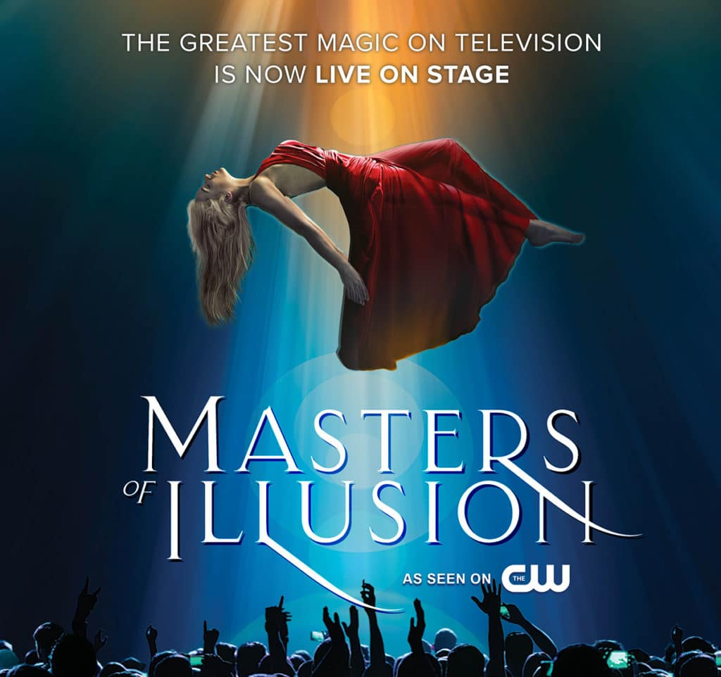 Masters of Illusion – Believe the Impossible