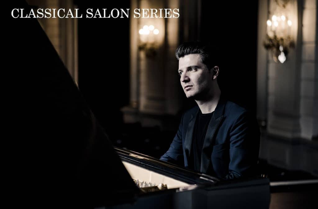 Classical Salon Series: Alessio Bax