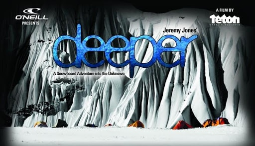 Teton Gravity Research Films: Jeremy Jones' Deeper