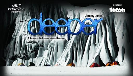 Teton Gravity Research Films: Jeremy Jones' Deeper