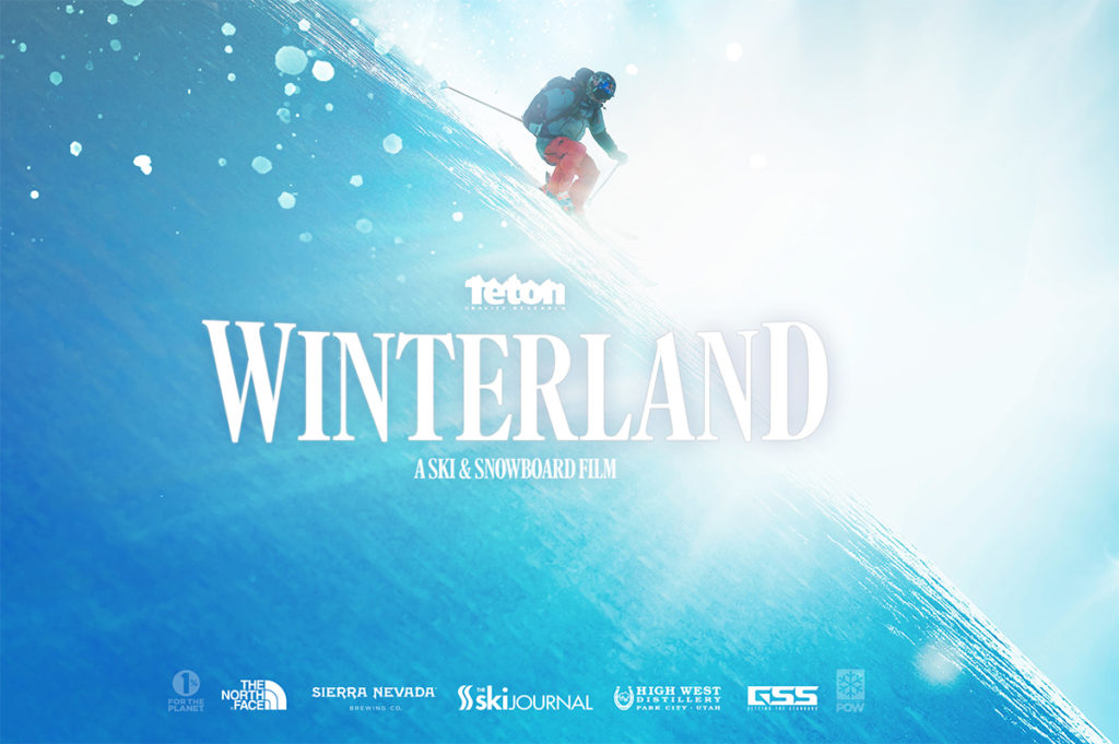 Teton Gravity Research Films: Fire on the Mountain & Winterland