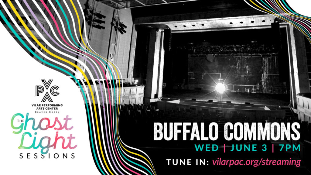 The Ghost Light Sessions: Buffalo Commons – STREAMED LIVE!