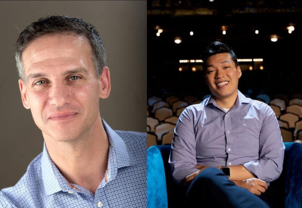 MEET THE EXPERT: Nevin Steinberg & Connor Wang
