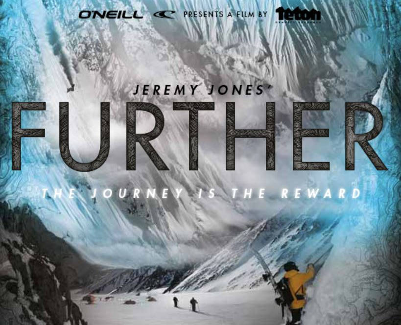 Teton Gravity Research Films: Jeremy Jones' Further