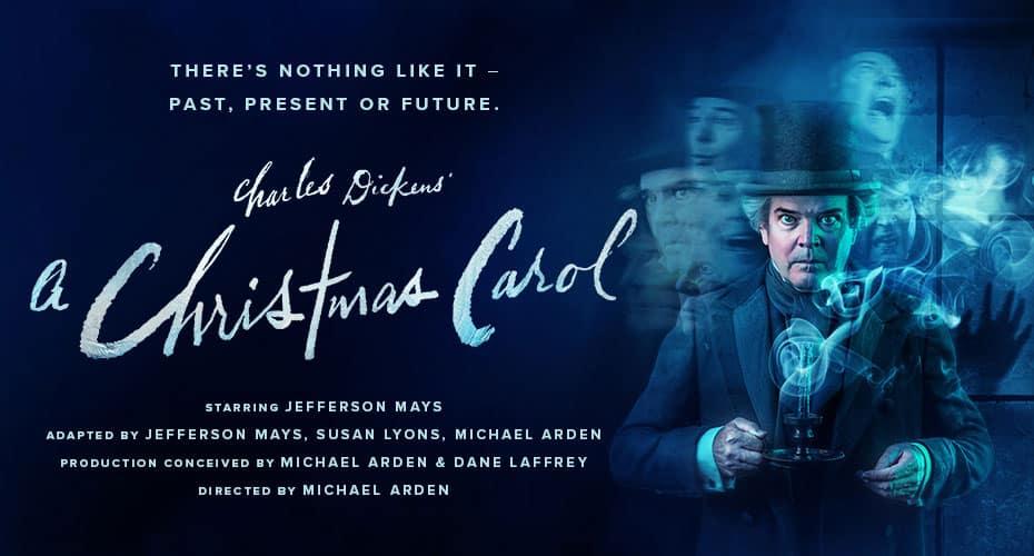 Charles Dickens' A Christmas Carol – STREAM