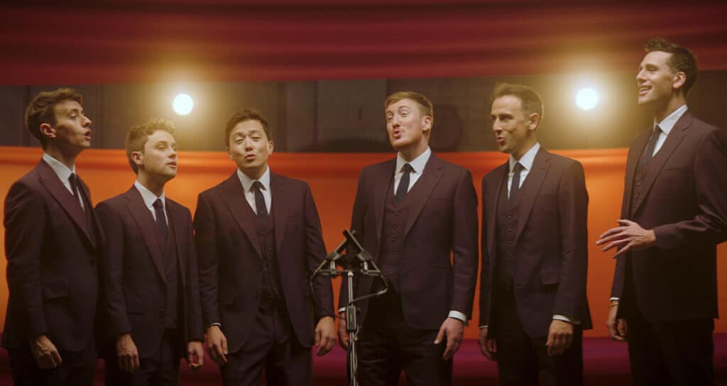 Christmas with The King's Singers – STREAM