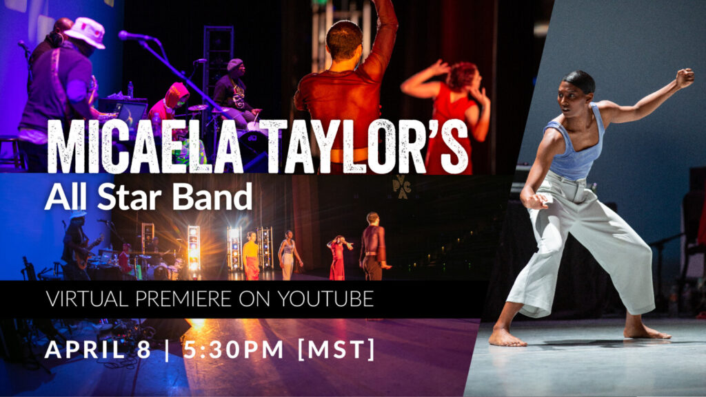 Micaela Taylor's All Star Band in 'The Residency' a Documentary Short Film – VIRTUAL PREMIERE
