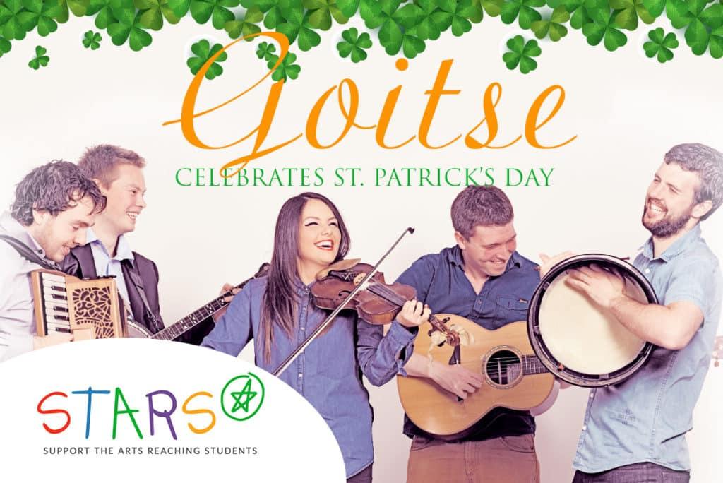 STARS: Goitse Celebrates St. Patrick's Day