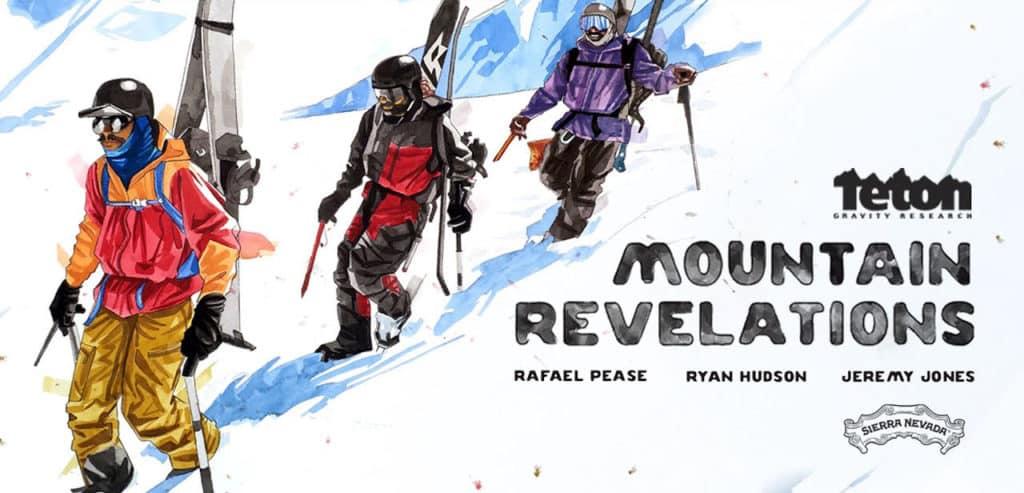 Teton Gravity Research: Mountain Revelations