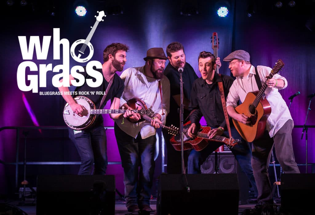 The HillBenders present: WhoGrass