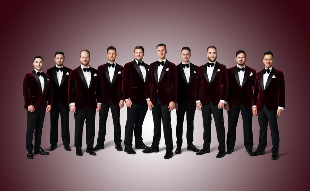 The Ten Tenors – Love is in the Air