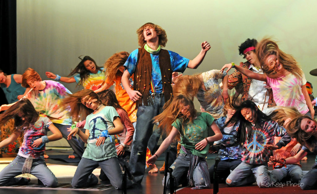 70'S FEVER FALL REVUE  –  presented by The Vail Performing Arts Academy